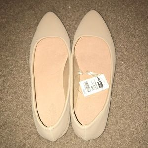 Pink Charlotte Russe Flats